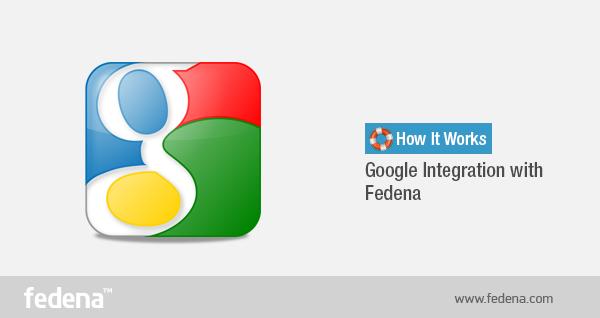 Fedena Google Integration