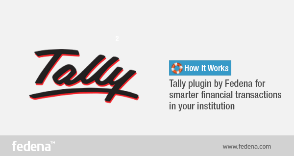 Fedena Integration with Tally