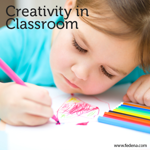 the importance of creativity in the classroom Play in education: the role and importance of creative learning  also curb their creativity, avoid taking risks and leading explorations in learning.