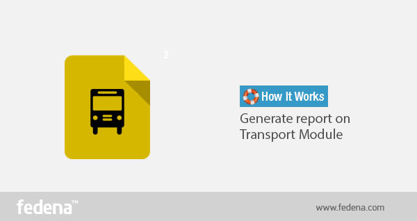 Report on Transport Module
