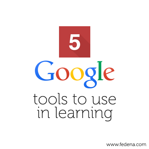 Google Tools to use in Learning
