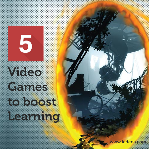 video games to boost learning