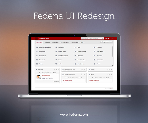 Fedena-UI