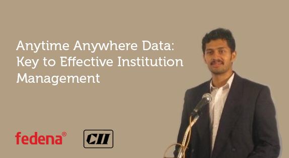 effective institution management