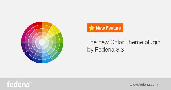 Color Theme plugin In Fedena