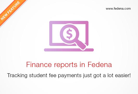Finance-Fedena