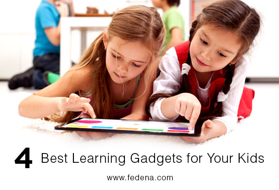 learning gadgets for kids
