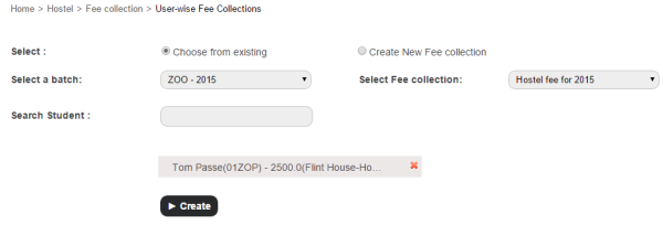Managing hostel and transport fee collections made easy2