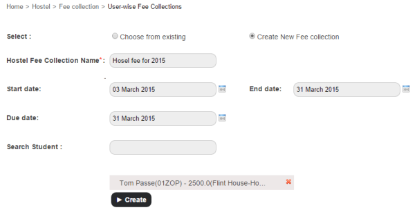 Managing hostel and transport fee collections made easy3