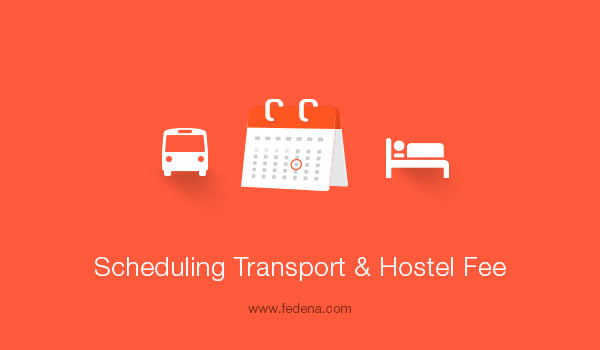 hostel and transport fees collection