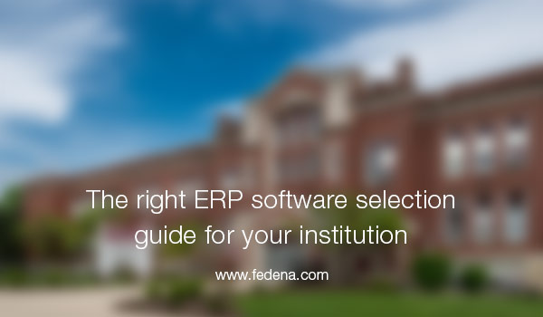 ERP software selection guide