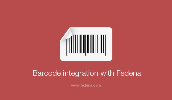barcode integration with Fedena