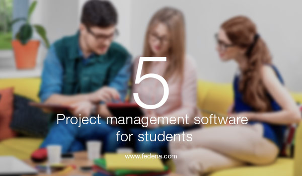 5 Software for Students for Better Project Management