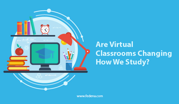 Virtual Classroom changing Fedena