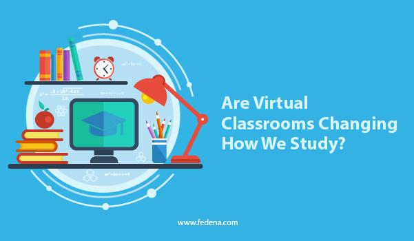 Virtual Classroom changing Fedena