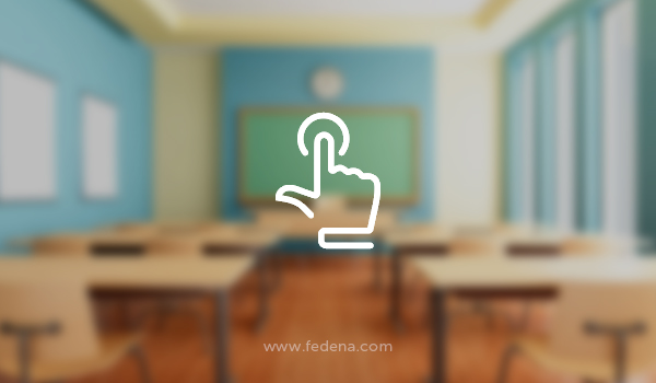 Fedena School ERP system biointegration