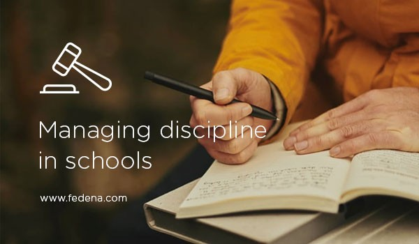 discipline in schools Here's what forms of discipline work types of school discipline policies and their long-term impact how can we improve school discipline.