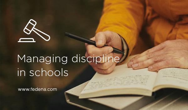Fedena discipline management system blog image