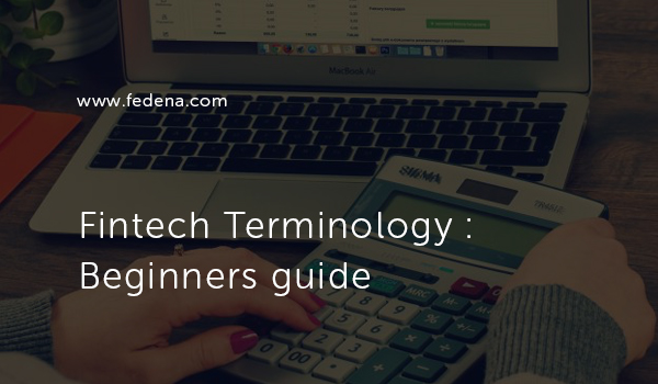 FinTech Terminology Blog feature image
