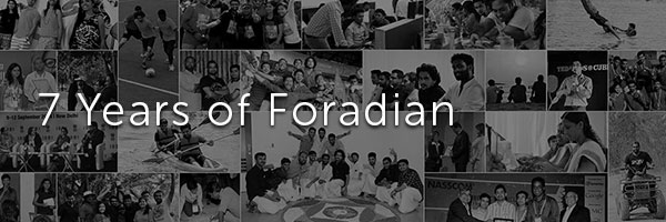 7 years of Foradian image