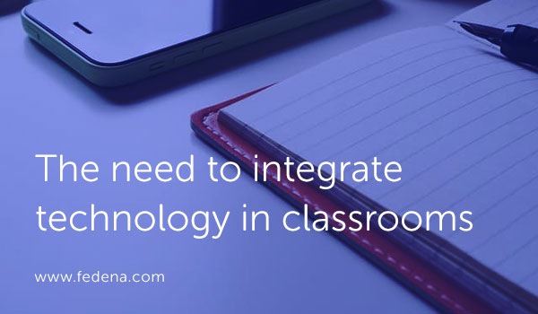 integrate technology in classroom blog image