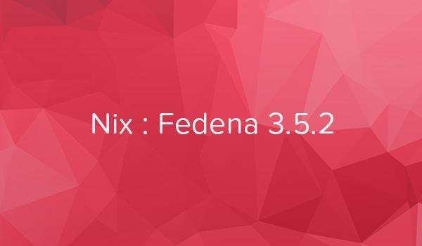 Fedena 3.5.2 School ERP update
