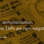 School ERP demonetization Fedena