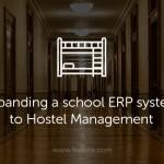 School ERP as hotel management blog image