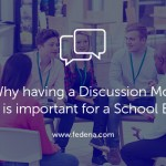 school ERP with discussion module blog