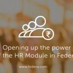 Fedena HR module update blog image