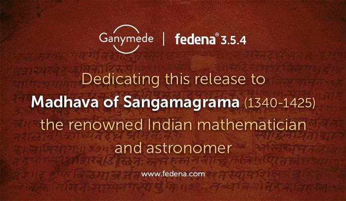 Fedena 3.5.4 dedication blog image