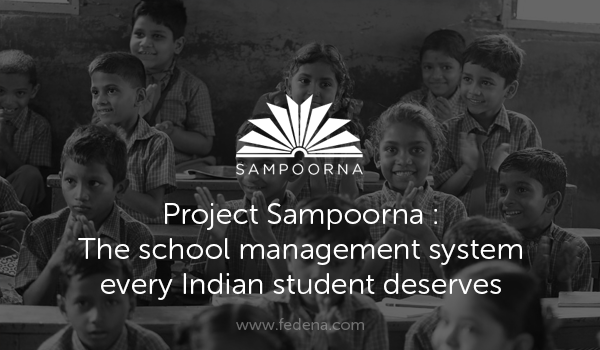 Sampoorna school management system blog image