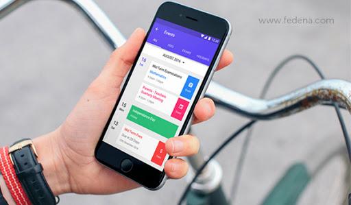 Fedeba Mobile App