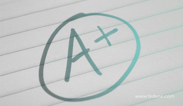 letter grading system in K-12