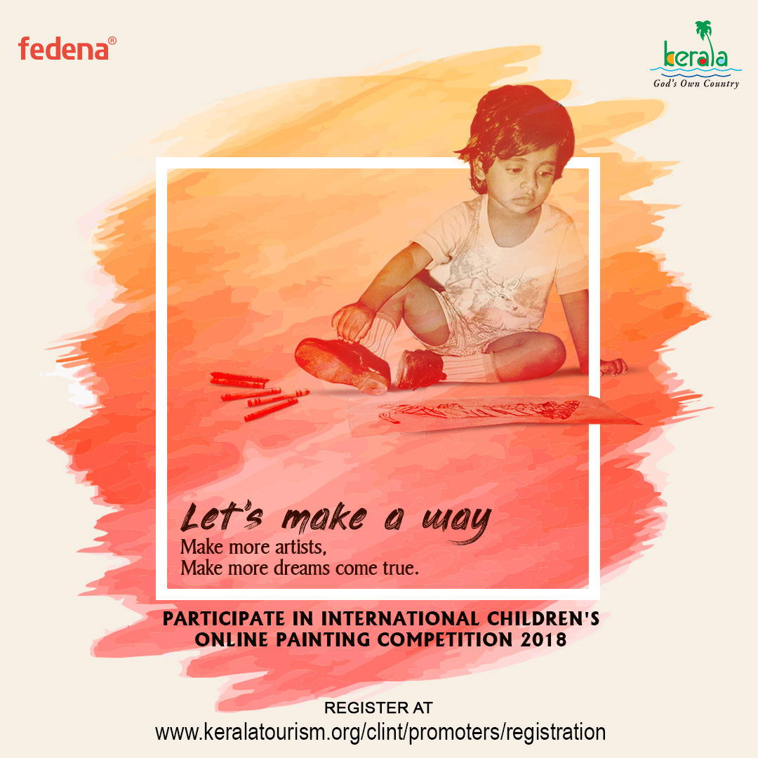 International Children's Painting Competition 2018