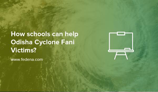 Help Odisha Cyclone Fani Victims