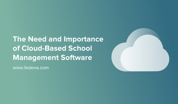 cloud based school management software