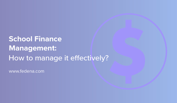 School Finance Management