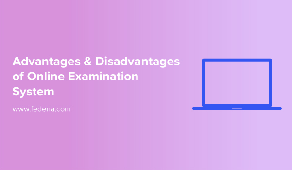 advantages online examination system