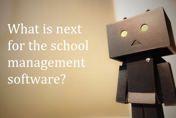 Why school management software