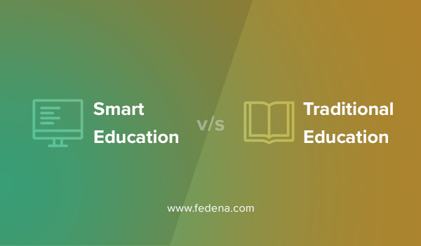 Smart Education vs Traditional Education