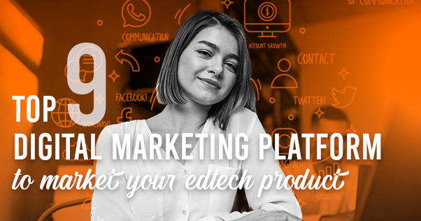 digital platform market edtech product