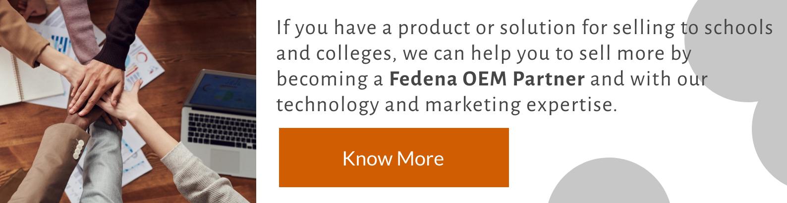 Fedena OEM Partner