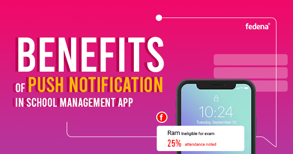 Push Notification in School Management App