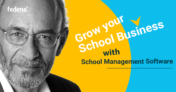 grow school business with school management software