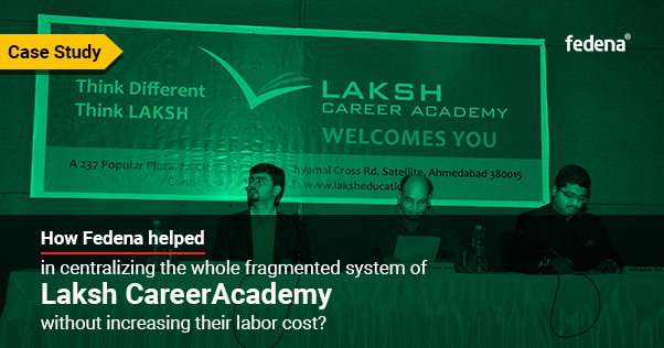 case study laksh career academy