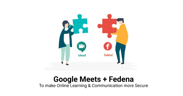 Google Meet Integration with Fedena