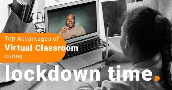 advantages of virtual classroom