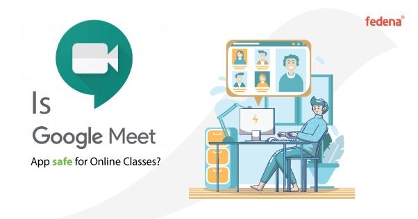 Google Meet App Safe