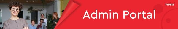 Admin portal on School ERP
